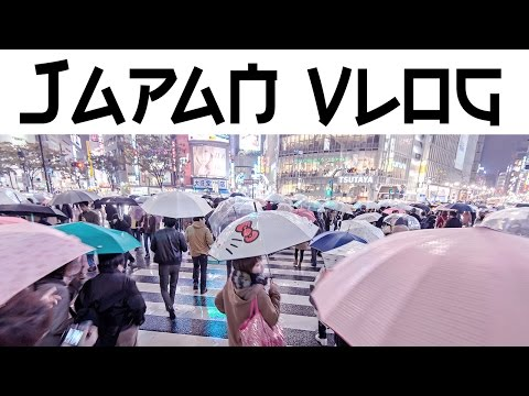 Japan Vlog - Harajuku, Kawaii Cafe, Levis Beauty Bound Asia And More! ✖ James Welsh