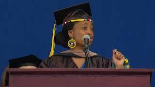 Sawyer Business School Graduate Student Speaker Boitshoko Phalatse