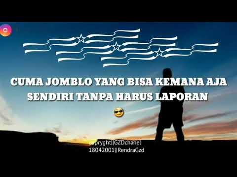 DJ Keren Buat Story Wa,  Enaknya Jadi Jomblo.