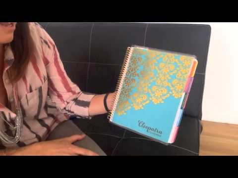 erincondren NEW 2013/2014 Life Planner: GOLD edition