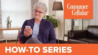 Samsung Galaxy J3 (2016): Managing Apps (6 of 12) | Consumer Cellular