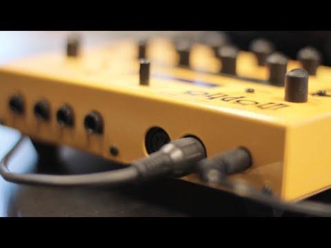 Using MIDI Hardware with Reason - Micro Tutorial