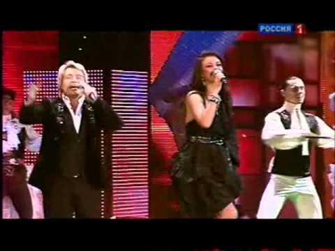 Оксана Федорова и Николай Басков  - Права любовь