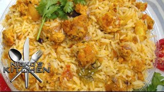 EASY CHICKEN BIRYANI - VIDEO RECIPE