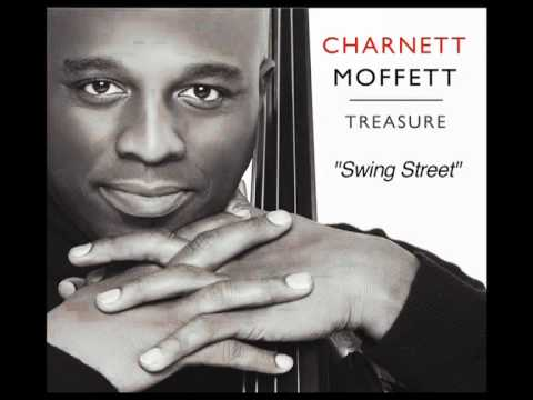 jazz bass, Bass player, jazz music - Charnett Moffett - Swing Street Music Videos