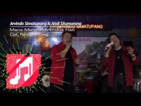 Pance Pondaag Mana Munggkin Mendua Hati | Cover Arvindo Simatupang & Andi Situmorang