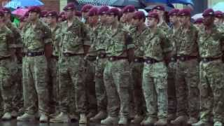 Regimental Stories - The Parachute Regiment- Full