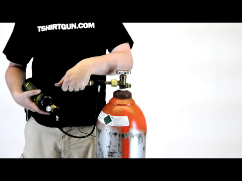 How to Fill a CO2 Tank