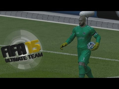 FIFA 15 Ultimate Team #5 - Added Tim Howard