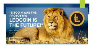 Quick 10 Min LEOcoin Business Presentation