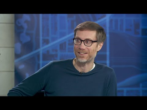 Stephen Merchant On Upcoming Film 'Fighting With My Family'