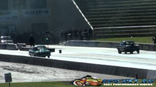 PRO369 RACE SOLUTIONS PERFORMANCE V8 CAPRI 9.03 @ 152 MPH SYDNEY DRAGWAY 29.6.2014