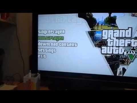 Fake Grand theft Auto unboxing