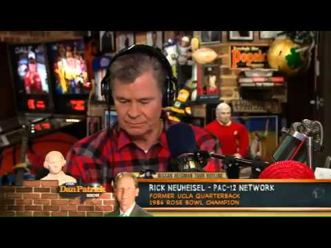 Rick Neuheisel on The Dan Patrick Show 10/26/12