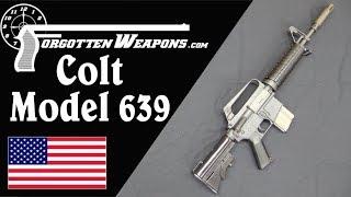 Colt Model 639: MACVSOG's Vietnam Carbine