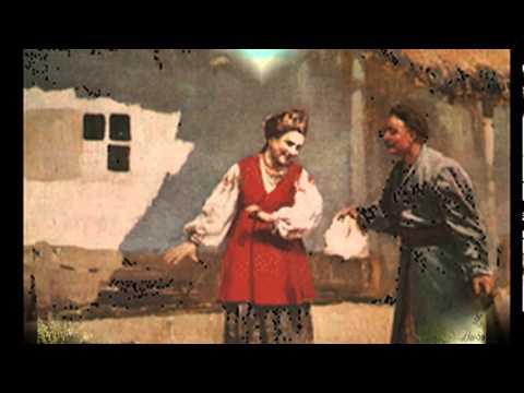Українські народні - Ніч яка Господи, місячна, зоряна (Ніч яка місячна)