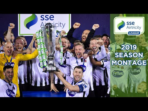 2019 SSE Airtricity League Season Montage