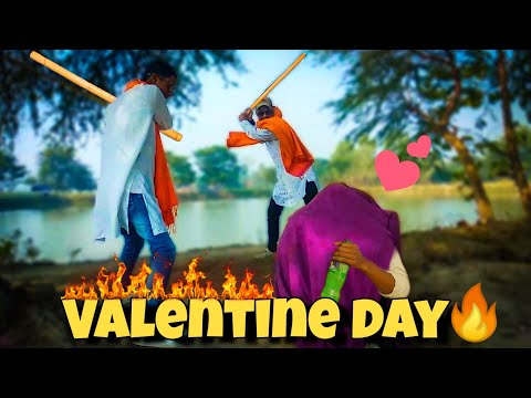 Funny Valentine's Day Video | Valentine's Day Special | Type of Guys On a Date