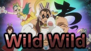 Wild Wild Pussycats!