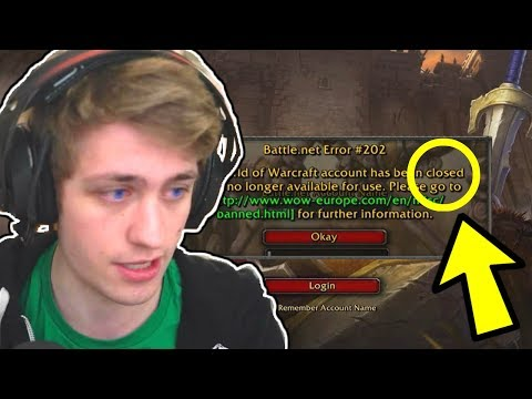5 Times WoW Streamers Got BANNED In Game