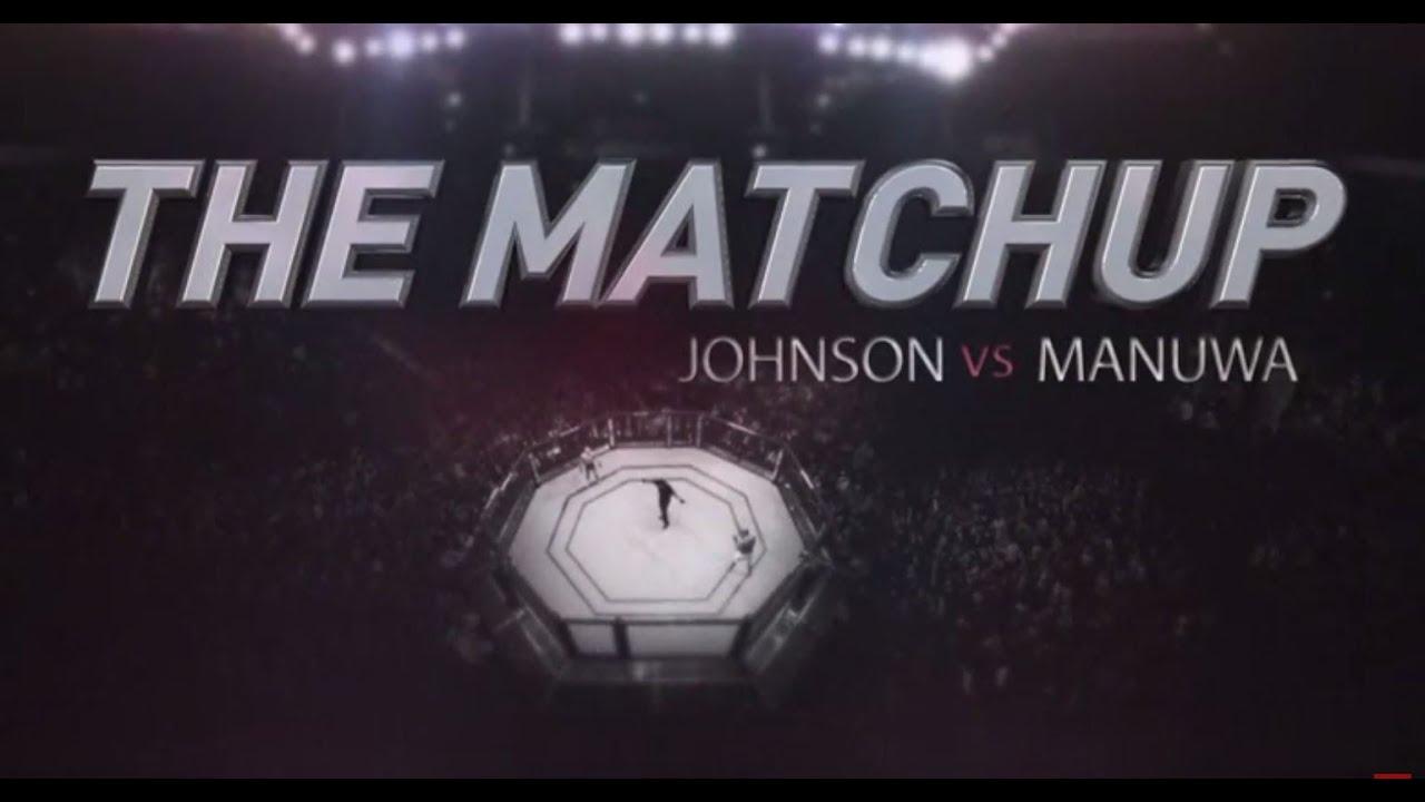 UFC 191: The Matchup - Anthony Johnson vs Jimi Manuwa