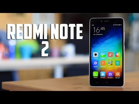 Xiaomi Redmi Note 2, review en español