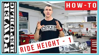 How To Adjust The Ride Height On Your Tony Kart - Part One - POWER REPUBLIC