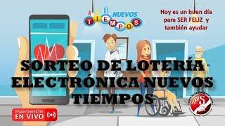 Sorteo Nuevos Tiempos N°16711. Domingo 16 Setiembre 2018. JPS.