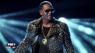 R. Kelly charged with sexual misconduct in Minnesota