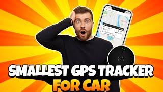 GPS Tracking Device Hidden On Car