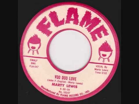 Marty Lewis - Voo Doo Love