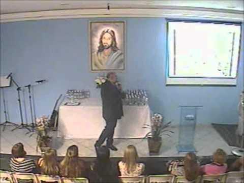 Palestra - Grupo Espírita Esperança - Jonas Pinheiro - 22 de agosto de 2012