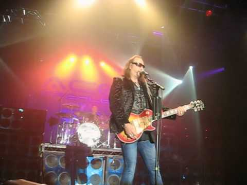 Ace Frehley - SHE and HARD TIMES (both originally by KISS) - Best Buy Theater