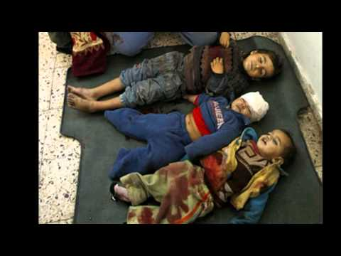 Music Song Nasheed Anasheed Children of Palestine Kinder Palästinas 2012