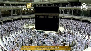 صلاة الجمعة : د. صالح بن حميد : 12 رجب 1436