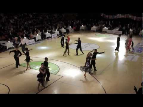 WDSF Helsinki World Open Latin / SAMBA / QF