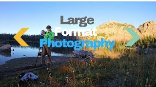 Large Format Landscape Photography - Notch Lake
