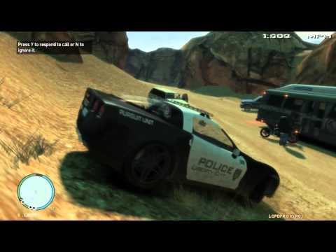 LCPDFR - Officer Speirs - Desert Patrol Day 4