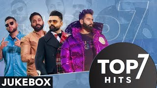 Top 7 Hits | Video Jukebox | Latest Punjabi Songs 2019 | Speed Records