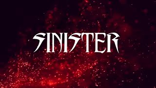 APPICE - Sinister (Lyric video)