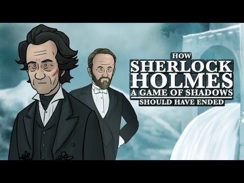 Thumb Sherlock Holmes: Game of Shadows: How It Should Have Ended