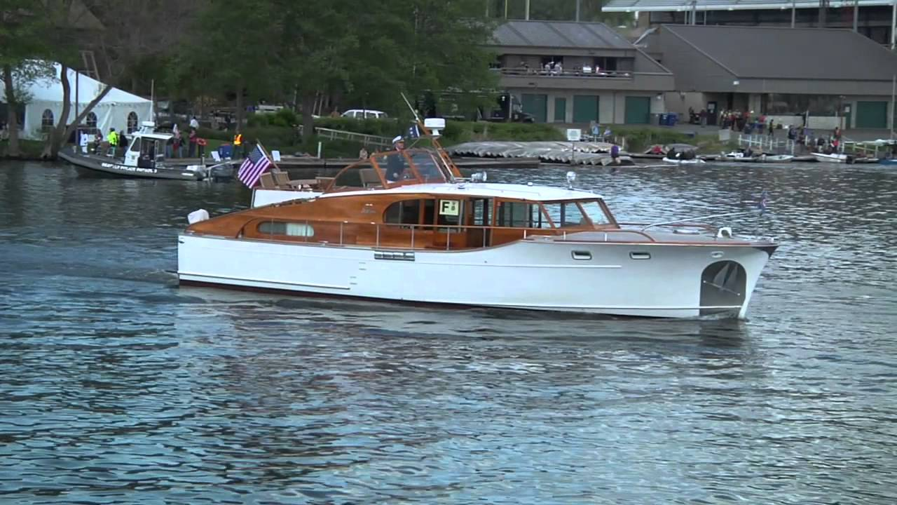 Classic Motor Yachts Opening Day 2012mov YouTube