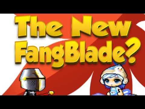The New FangBlade - Top 5 Highest Leveled Maplestory GMS