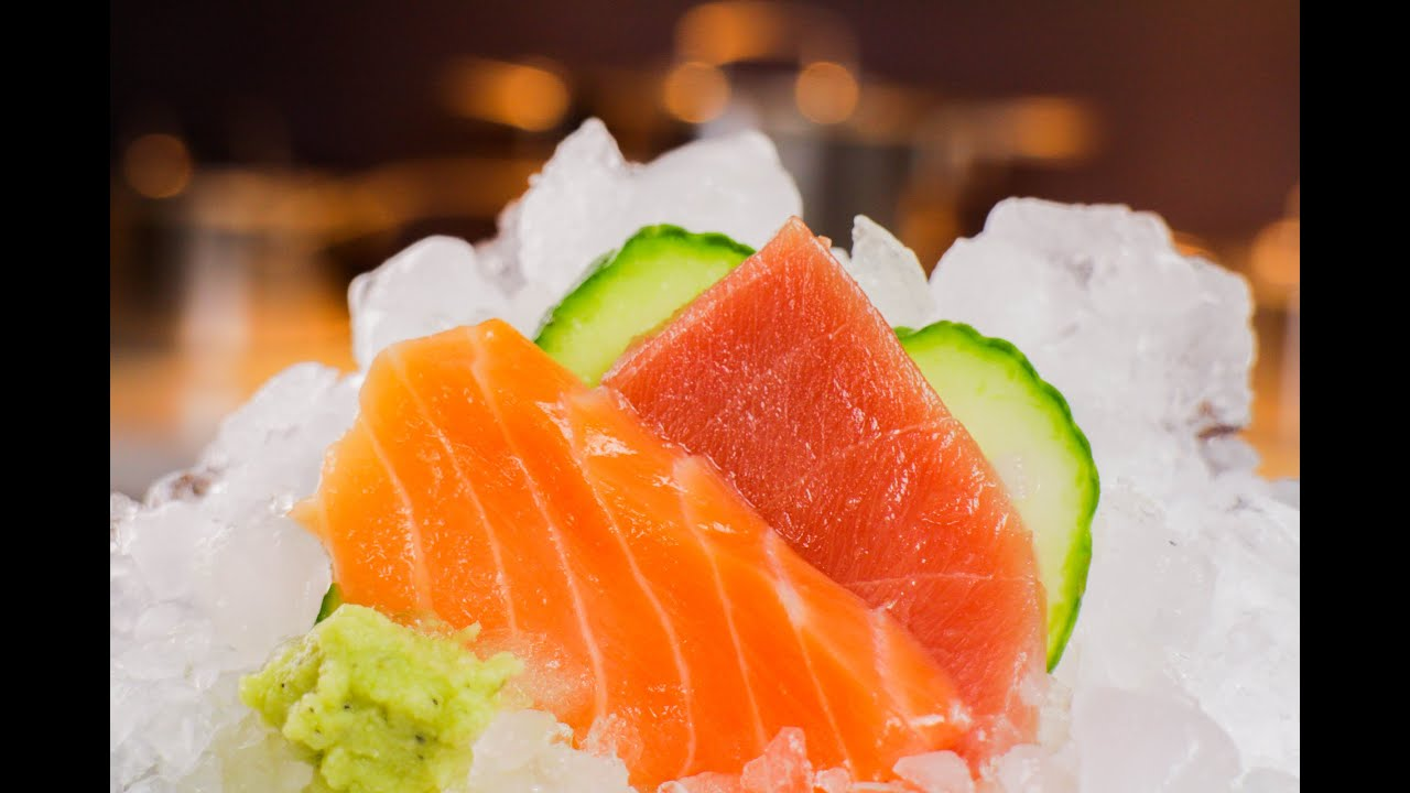 Sushi grade fish youtube for What is sushi grade fish