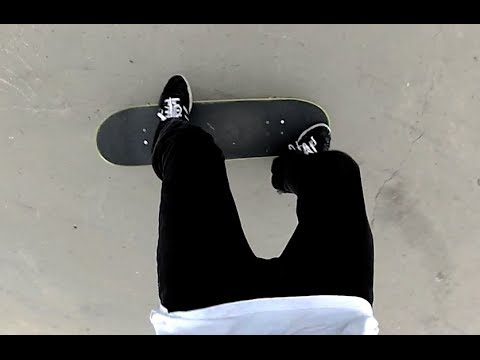 Slow Motion Nollie Backside Heelflips by Calum Wood