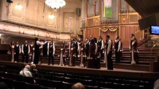 Boğaziçi Jazz Choir - Turnalar (arr. Hayri Akay), 2nd Grand Prix of Choral Music