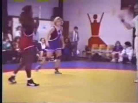 Dutch Nationals - Female Freestyle Wrestling