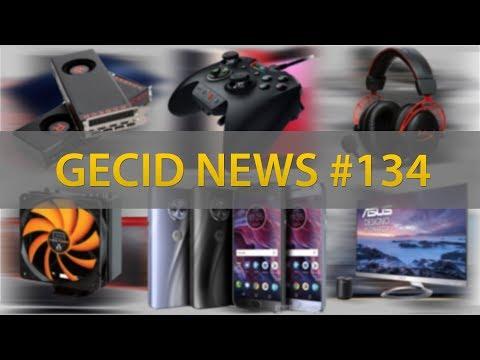 GECID News #134 ➜ первые тесты Core i3-8350K ▪ Vega 8 и Vega 10 Mobile ▪ ждем Intel Z370