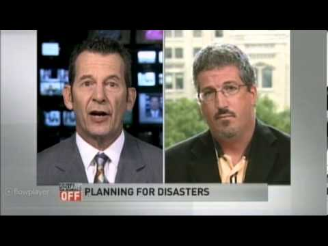 ICLR's McGillivray on the Calgary floods/disaster planning, CHCH Square Off (June 25, 2013)