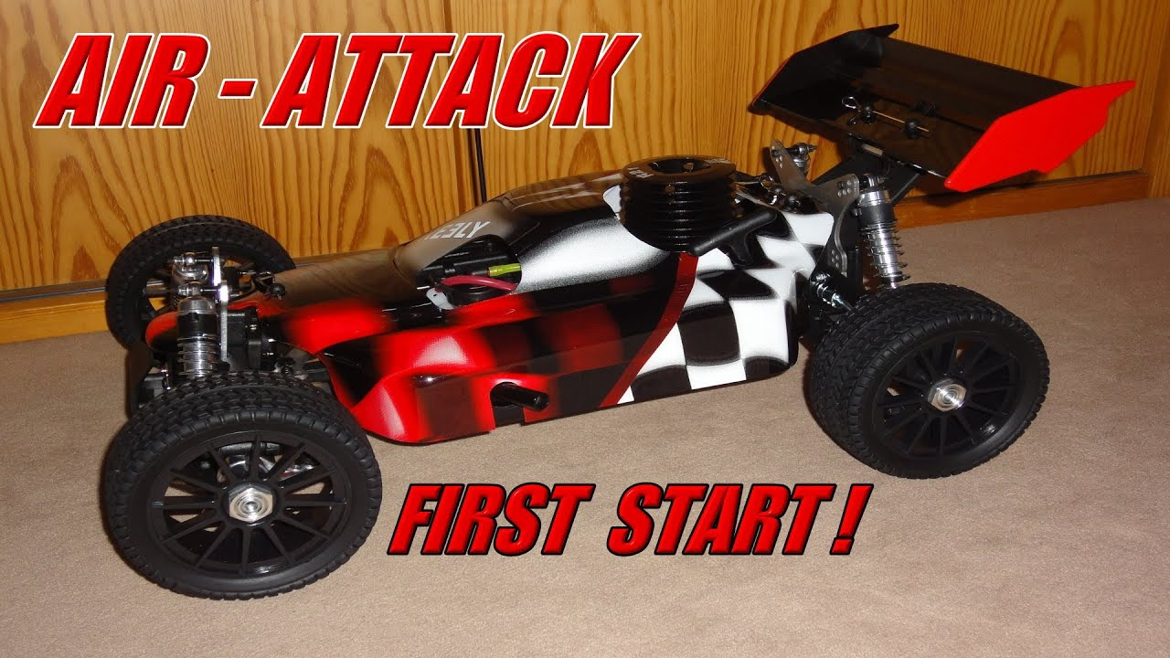 Reely Air Reely Air Attack 2wd First
